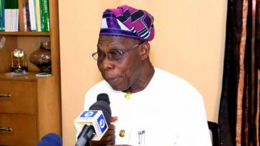 PDP Must Get Rid Of Bad Eggs Because Most Of Its Leader Are After Their Pockets & Stomach – Obasanjo 1