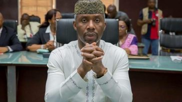 Okorocha's Son-in-law, Nwosu Heads To Court, Blames APC For His Loss To PDP 5
