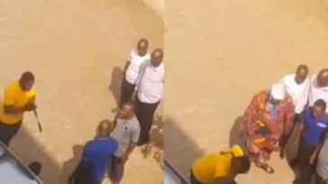 Babcock Student Flogged Mercilessly By His Father For Scamming Him Of N800,000 [Video] 3