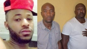 Police Dismiss SARS Officer Who Killed Kolade Johnson While Watching Football Match 1