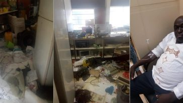 Nigerians Attacked, Shops Looted In Fresh Xenophic Attacks In South Africa [Photos/Video] 5