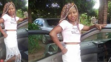 Female Dancer Rapes Mentally Unstable Man After Seeing His Manhood Size [Photo] 1