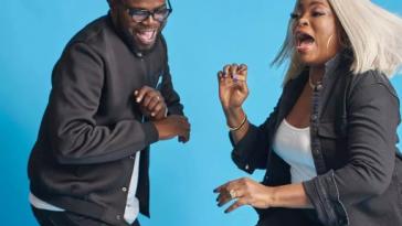 Watch Funke Akindele Dance With Husband JJC Skillz As He Celebrates Birthday 12
