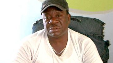 Popular Nollywood Actor, Mr. Ibu Reportedly Down With Stroke 2