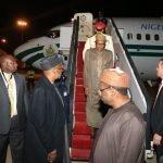 President Buhari Arrives Jordan For World Economic Forum [Photos] 27
