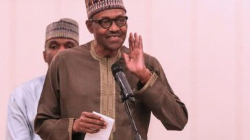 Buhari Charges Nigerians To Endure More As He Extends COVID-19 Lockdown In Abuja, Lagos & Ogun 3