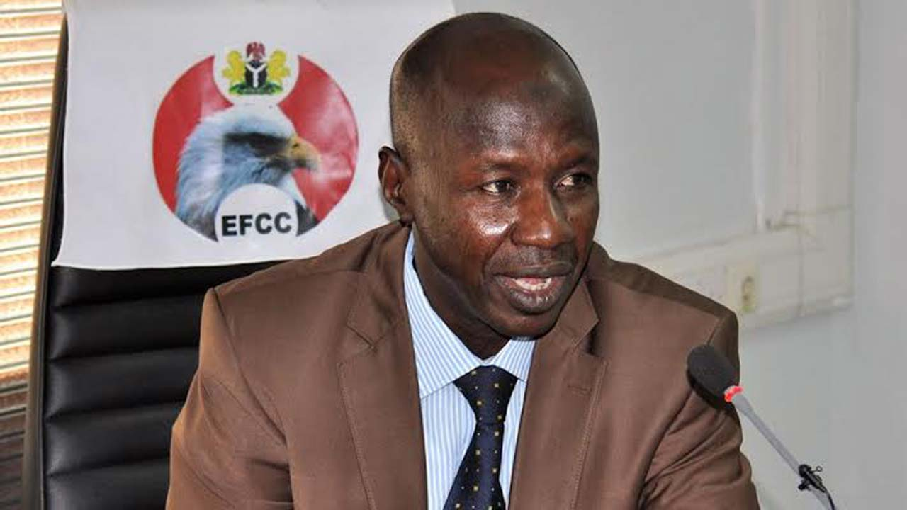 BREAKING: DSS Arrests EFCC Acting Chairman, Ibrahim Magu For Corruption And Money Laundering 1
