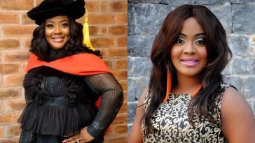 Helen Paul Reveals She Was Born Out Of Rape, Dedicates Her PhD To Mum 3