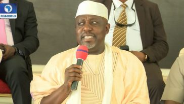 Senator Rochas Okorocha Mourns Murder Of His 'Son' Who Had Vision And Leadership Potentials 3