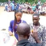 Teenage Boy Forced To Marry Young Lady Whom He Impregnated In Anambra [Photos] 8