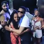 """Wizkid """"Proposes"""" Love To A Female Fan With Expensive Ring On Stage In Canada [Video] 9"""